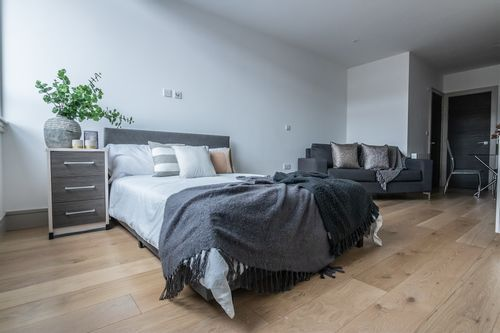 Studio apartment to rent in London ZEN-ZH-0082