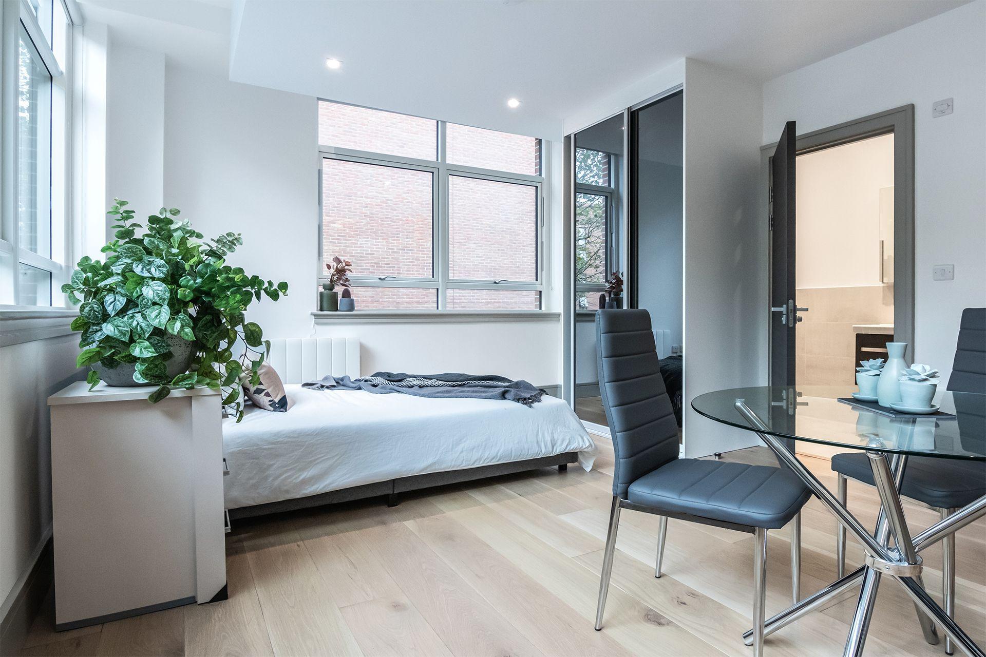 Studio apartment to rent in London ZEN-ZH-0039