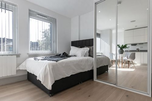 Studio apartment to rent in London FIN-FL-0046