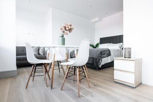 Studio apartment to rent in London FIN-KI-0008