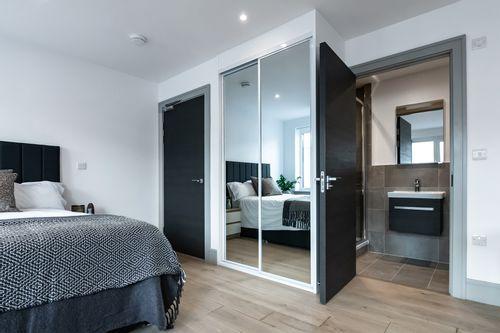 Studio apartment to rent in London FIN-FL-0037