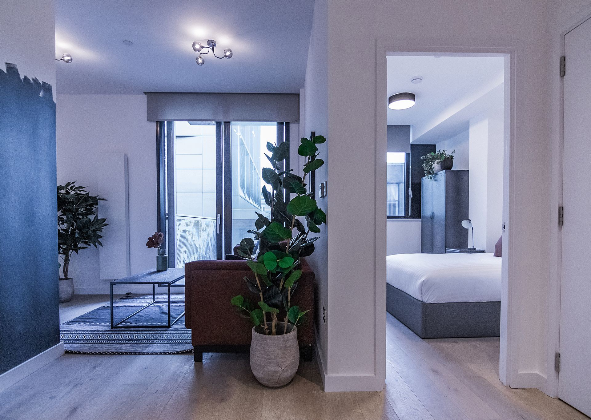 1 Bedroom apartment to rent in London HIL-HH-0309