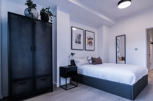 1 Bedroom apartment to rent in London HIL-HH-0227