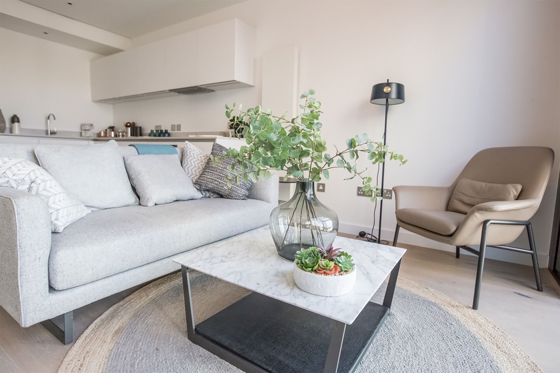 Studio apartment to rent in London HIL-HH-0102