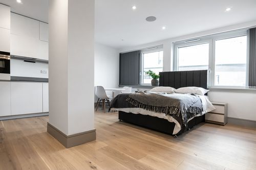 Studio apartment to rent in London FIN-FL-0004