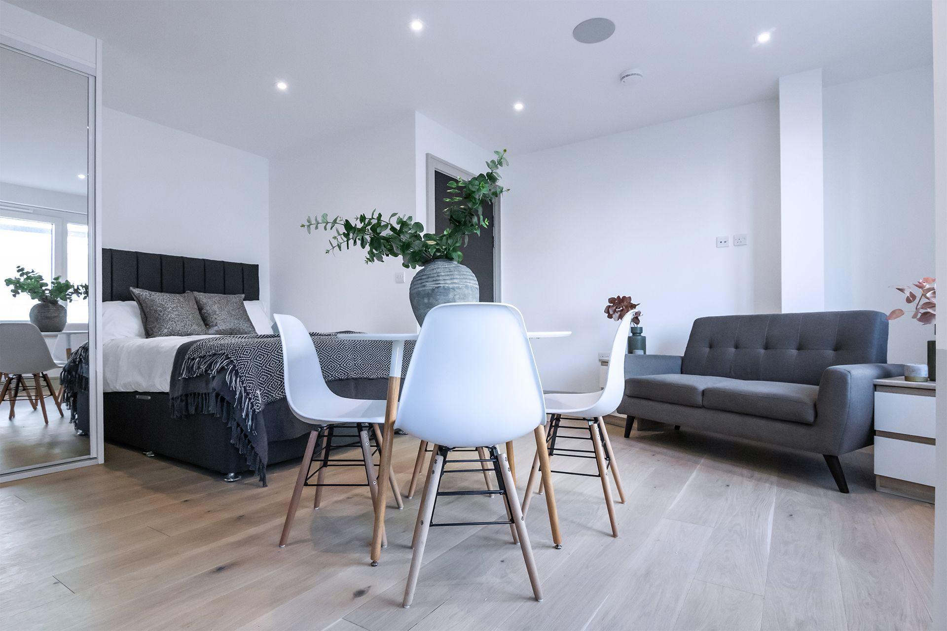 Studio apartment to rent in London FIN-FL-0004