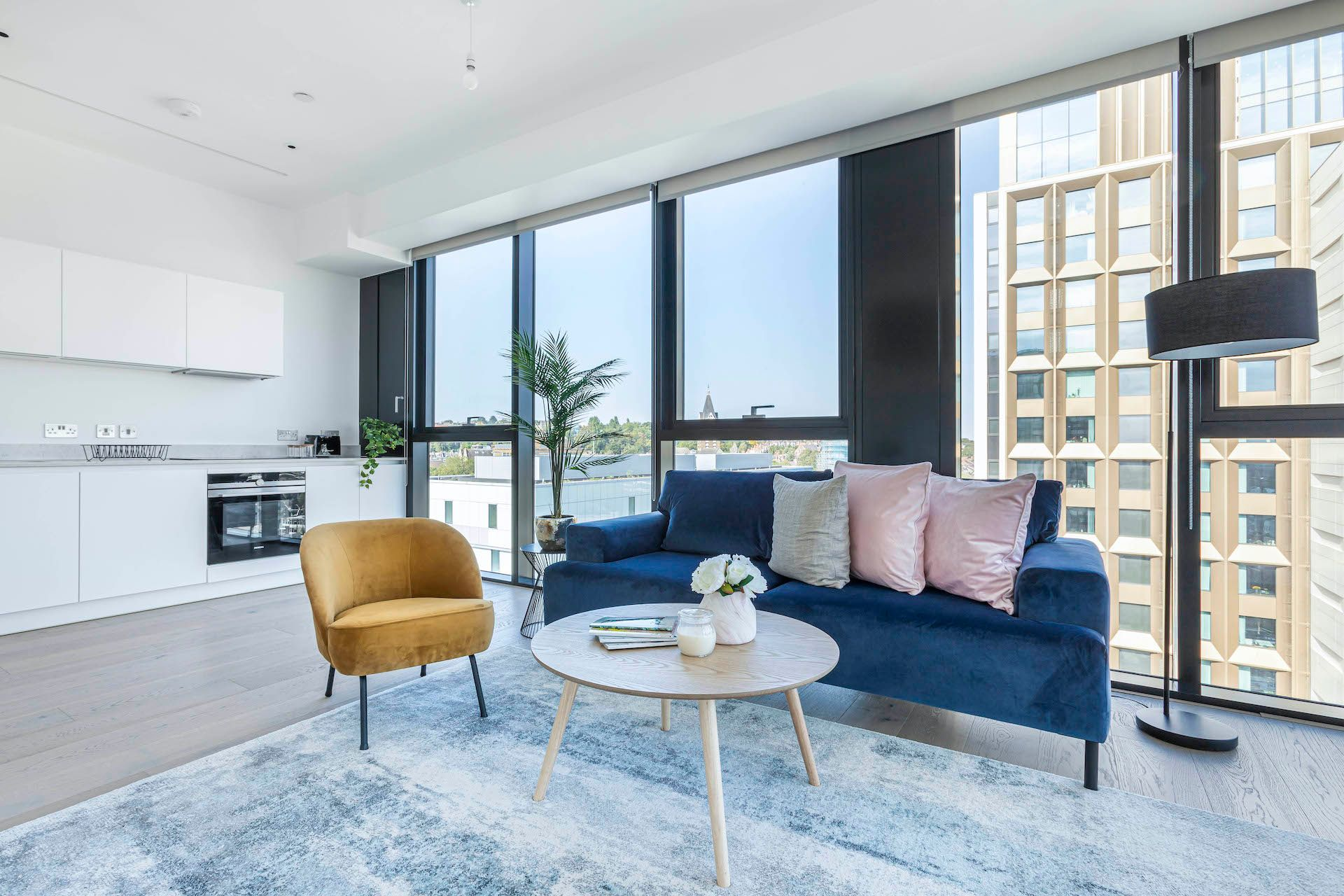 1 Bedroom apartment to rent in London HIL-HH-1108