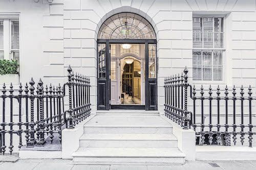 London flats to rent Wimpole Street 1