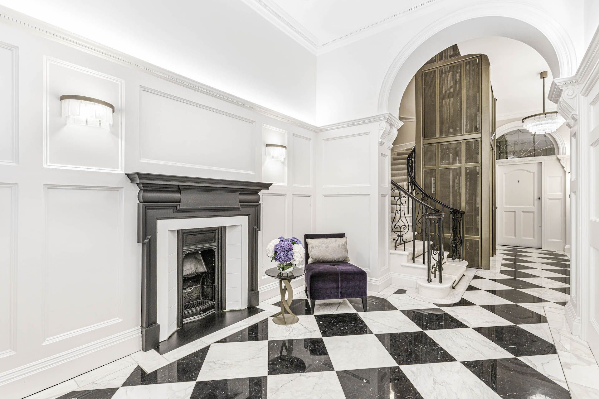 London flats to rent Wimpole Street 3