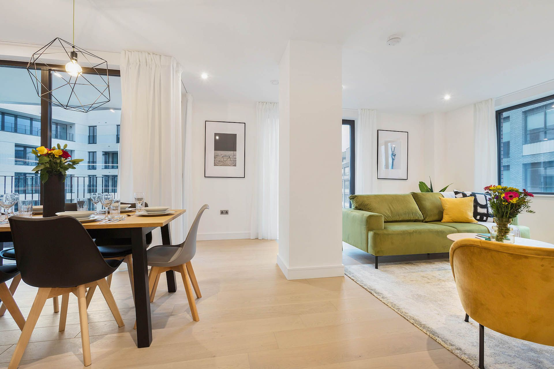 2 Bedroom apartment to rent in London SHO-RO-0083