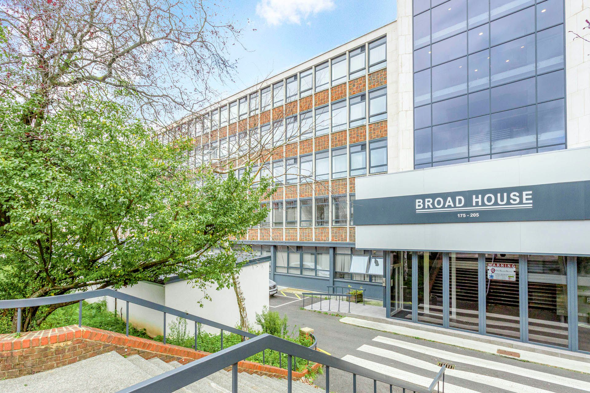 London flats to rent Vonder Broad House 2