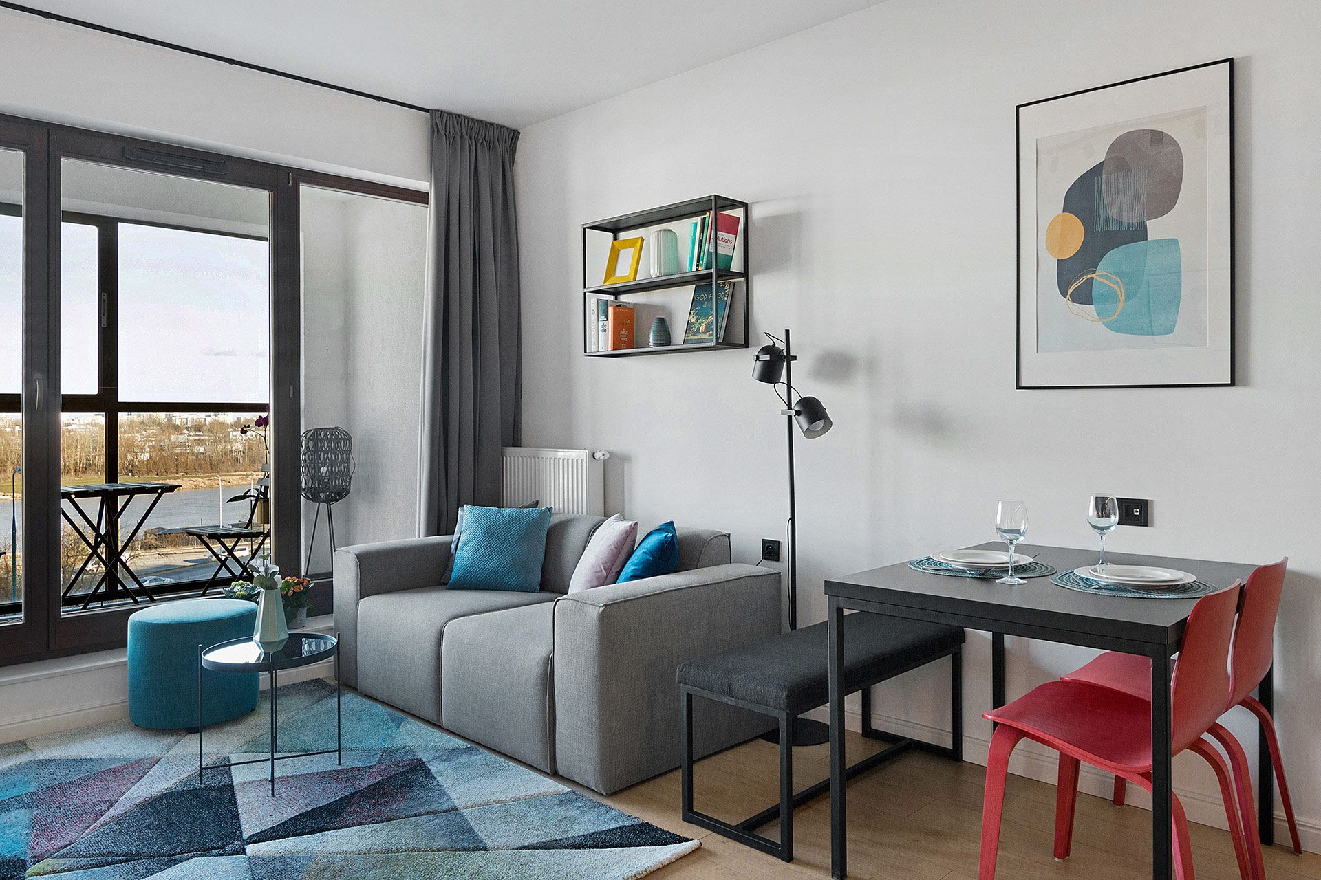 Studio - Large apartment to rent in Warsaw UPR-A-022-3