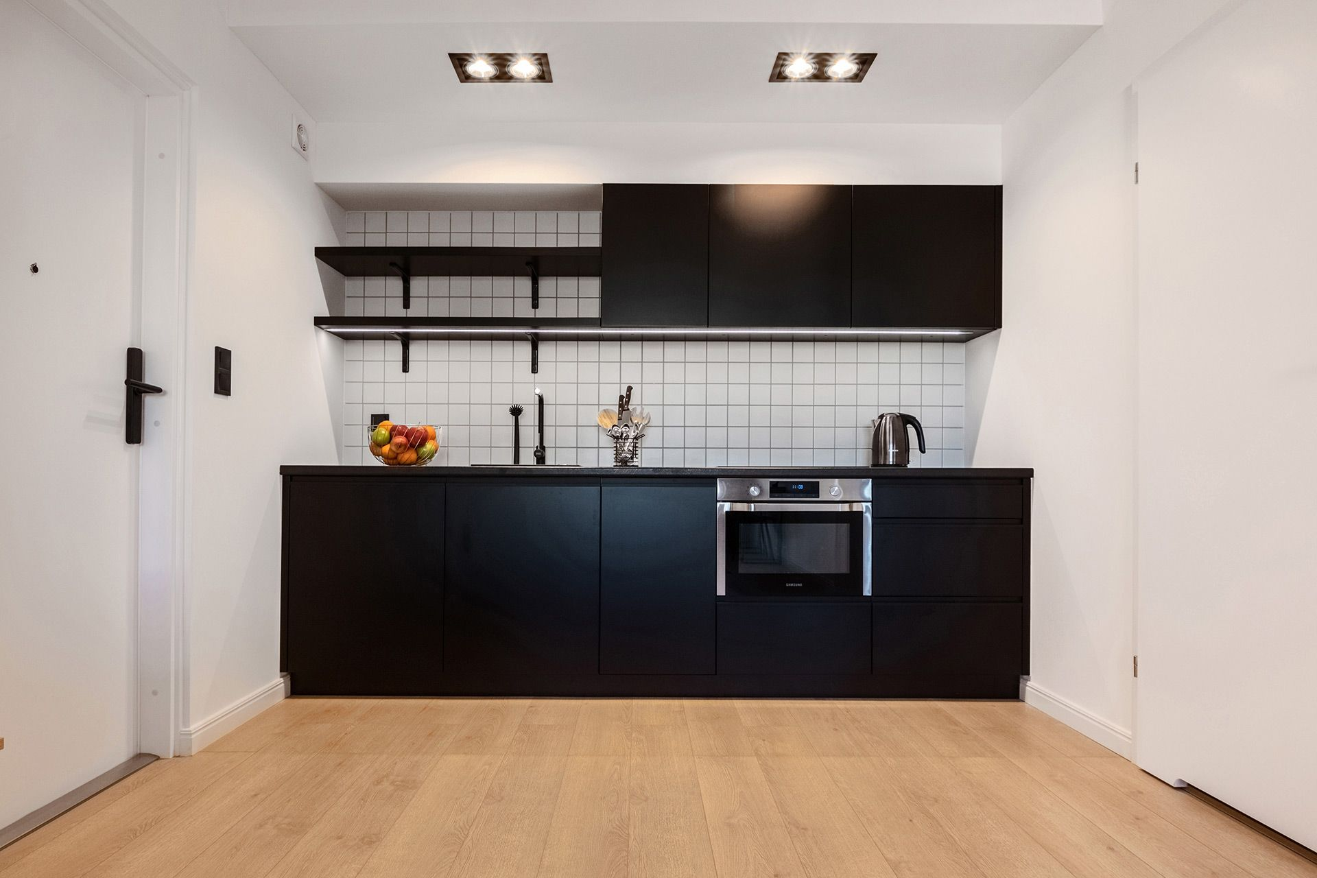 1 Bedroom - Medium apartment to rent in Warsaw UPR-A-033-1
