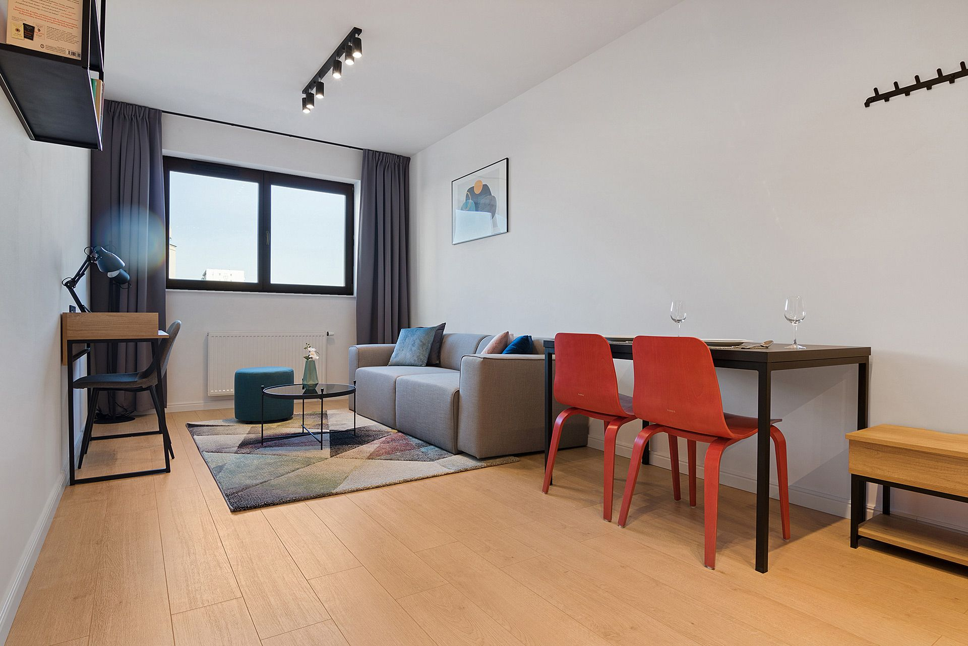 1 Bedroom - Medium apartment to rent in Warsaw UPR-A-044-2