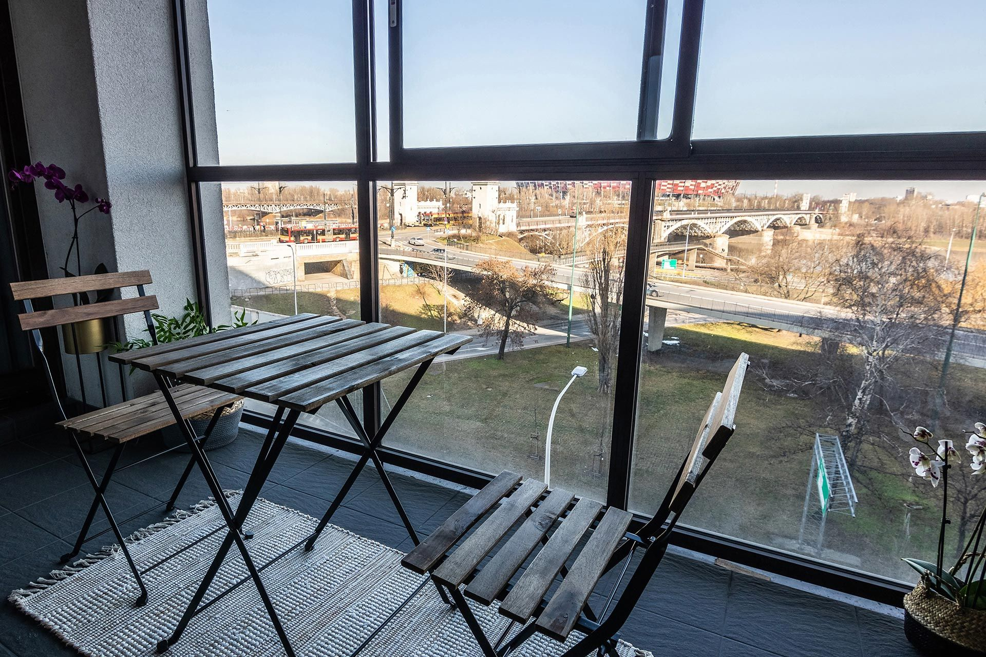 Studio - Large apartment to rent in Warsaw UPR-A-077-2