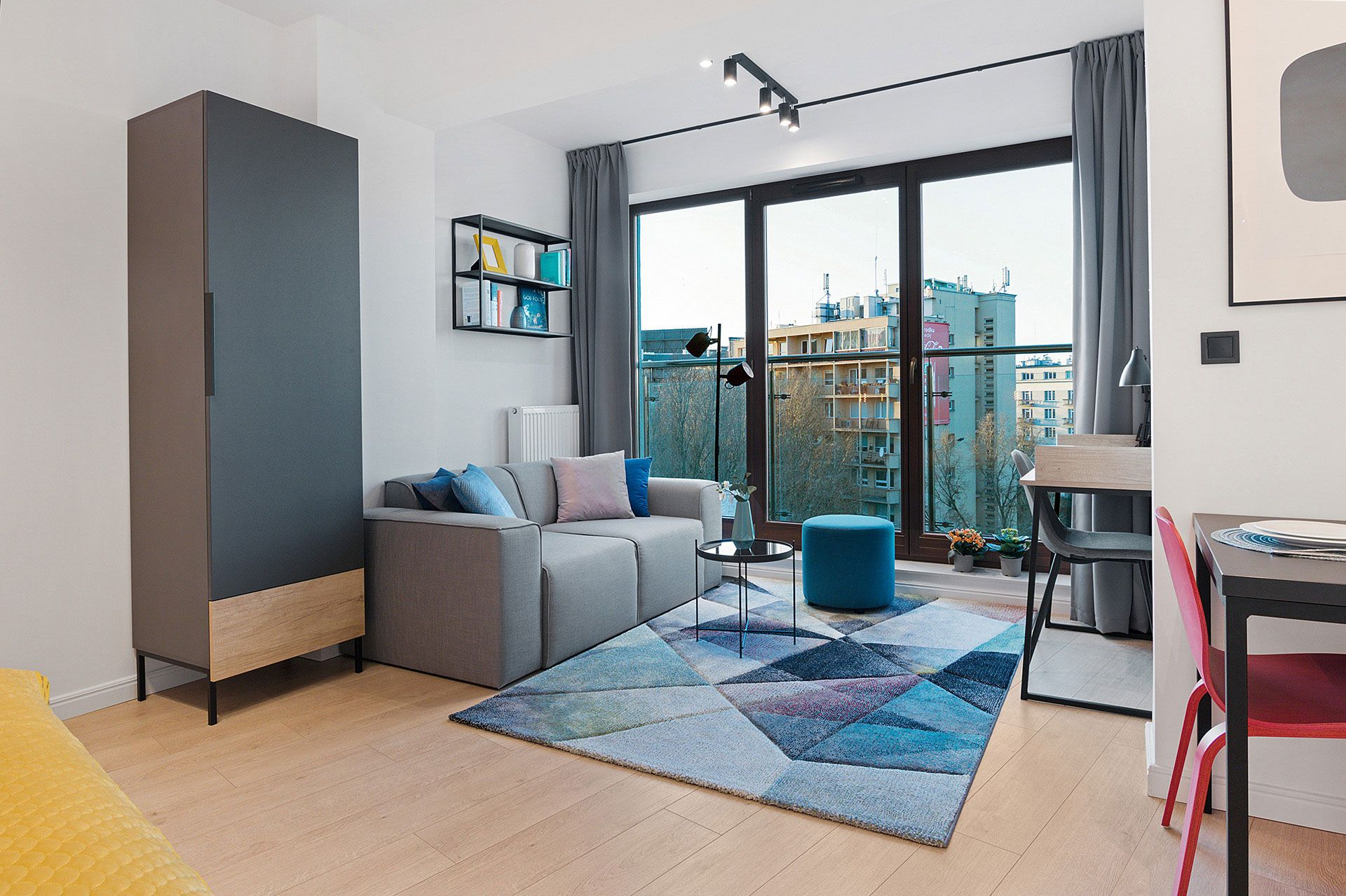 Studio - Medium apartment to rent in Warsaw UPR-A-082-1