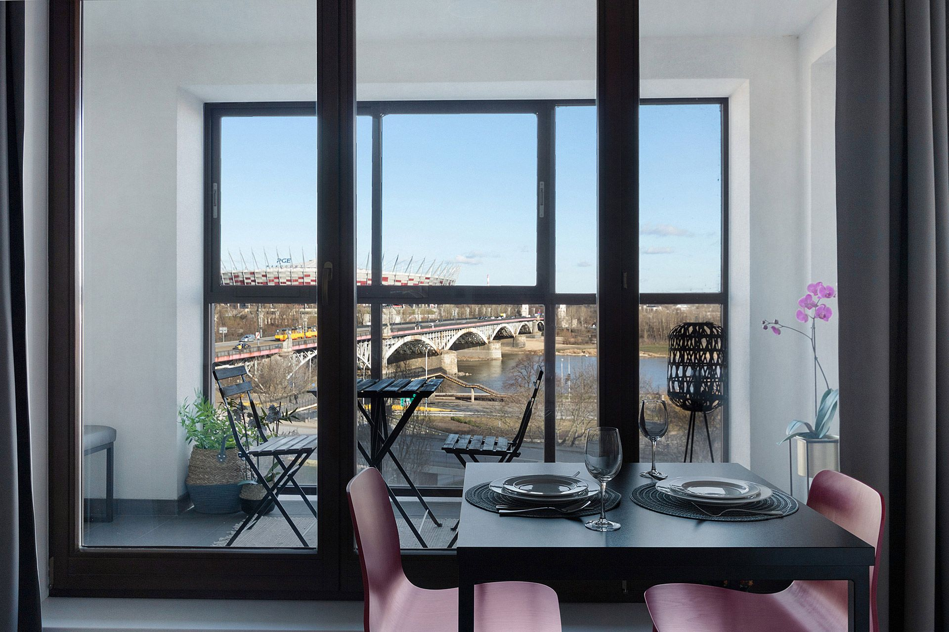 Studio - Large apartment to rent in Warsaw UPR-A-082-2