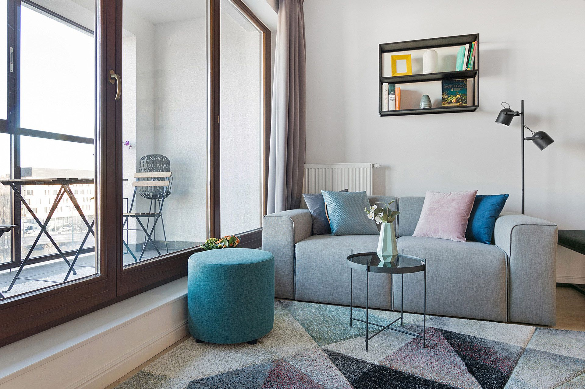 Studio - Large apartment to rent in Warsaw UPR-A-082-3