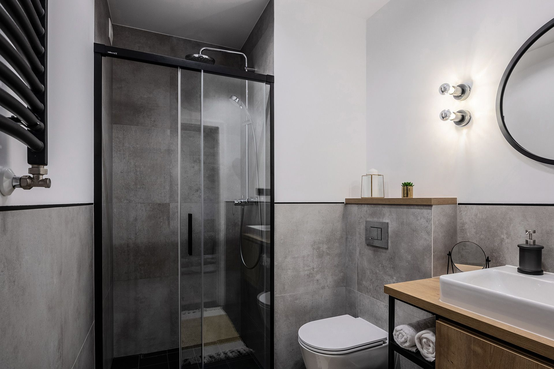 Studio - Medium apartment to rent in Warsaw UPR-A-012-2