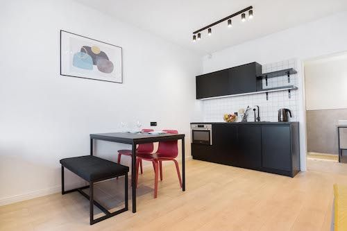 Studio - Large apartment to rent in Warsaw UPR-A-077-3