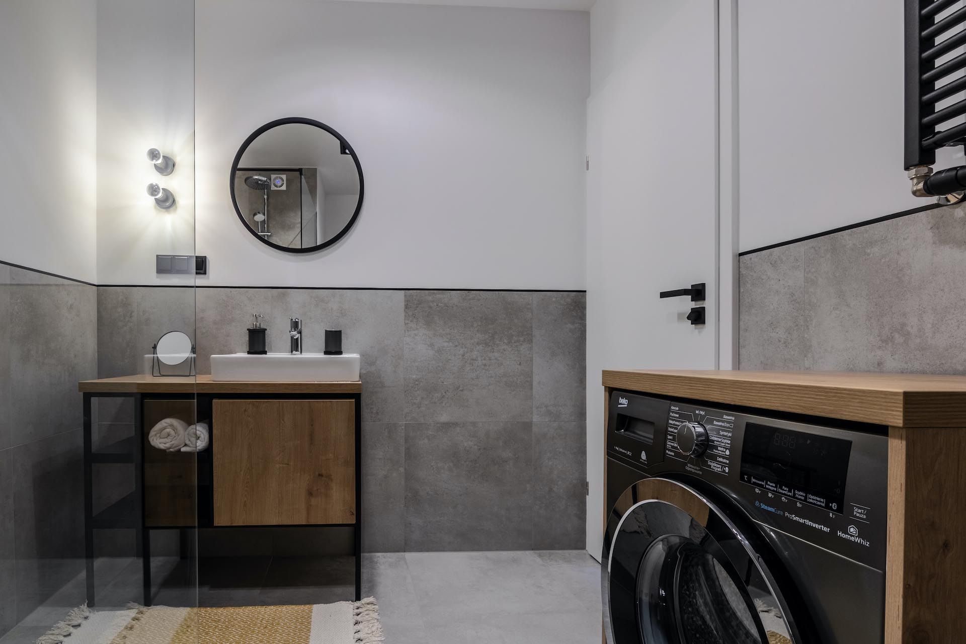 Studio - Large apartment to rent in Warsaw UPR-A-087-3