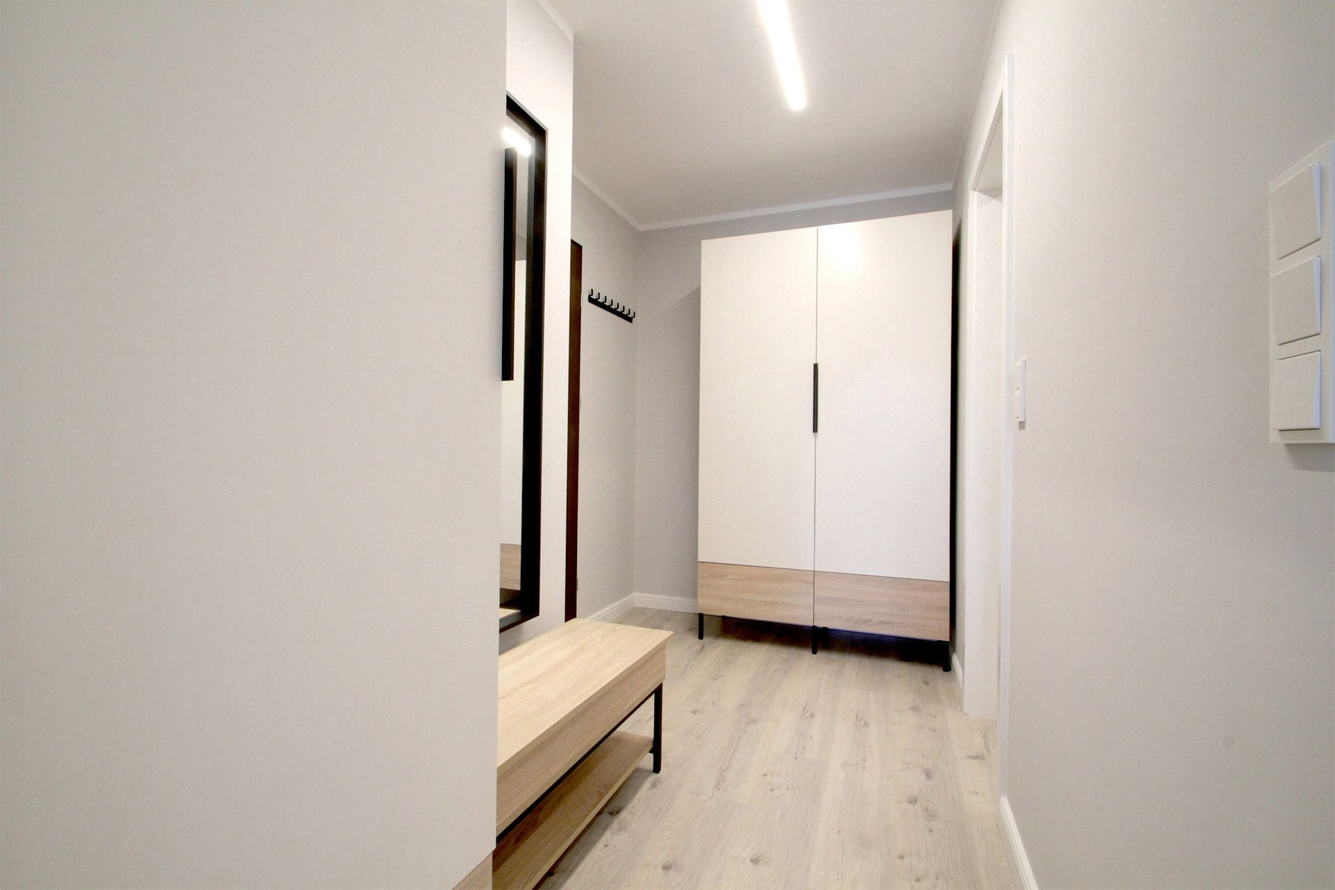 Studio - Medium apartment to rent in Warsaw UPR-A-008-1