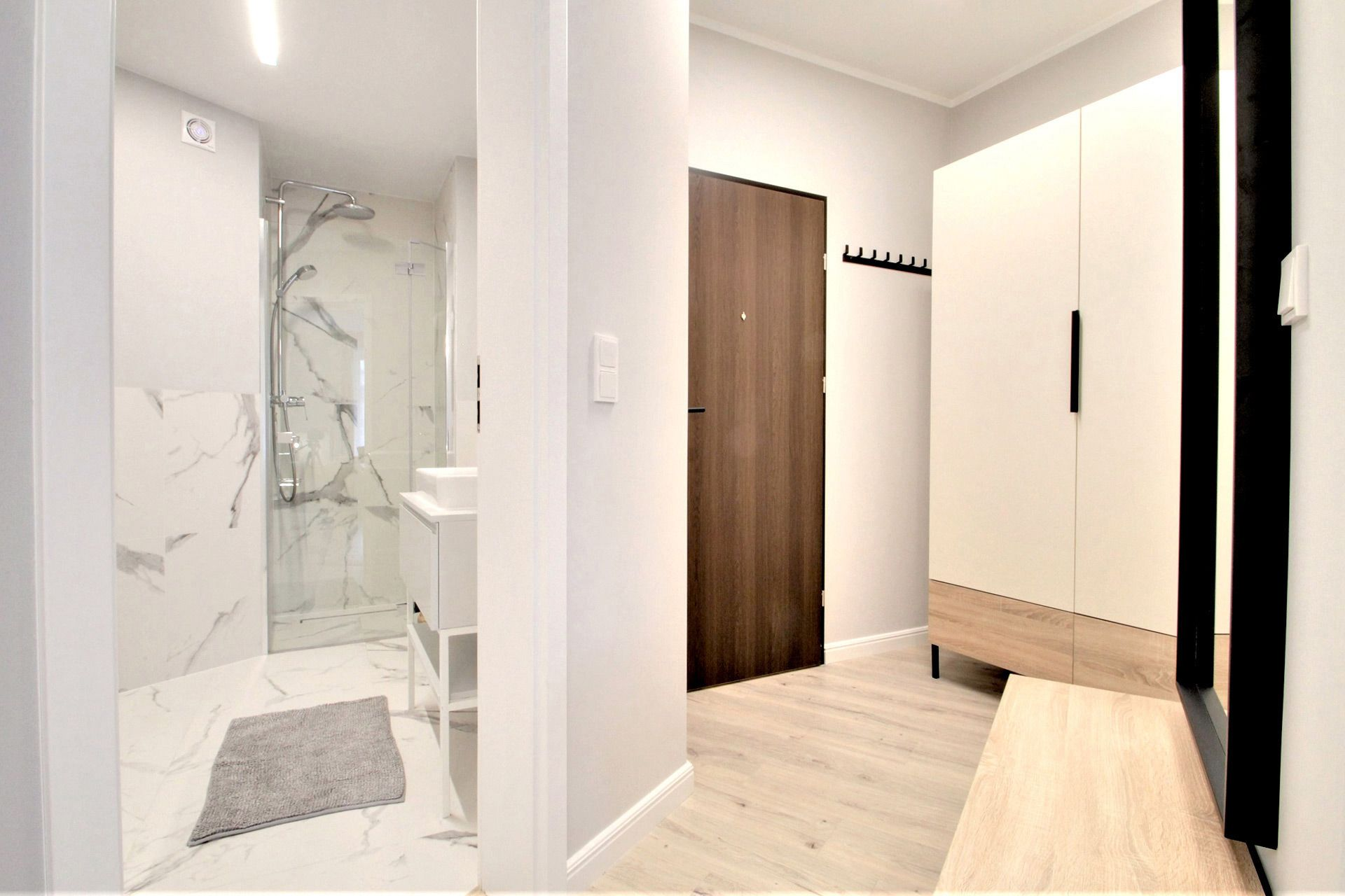 Studio - Medium apartment to rent in Warsaw UPR-A-015-2