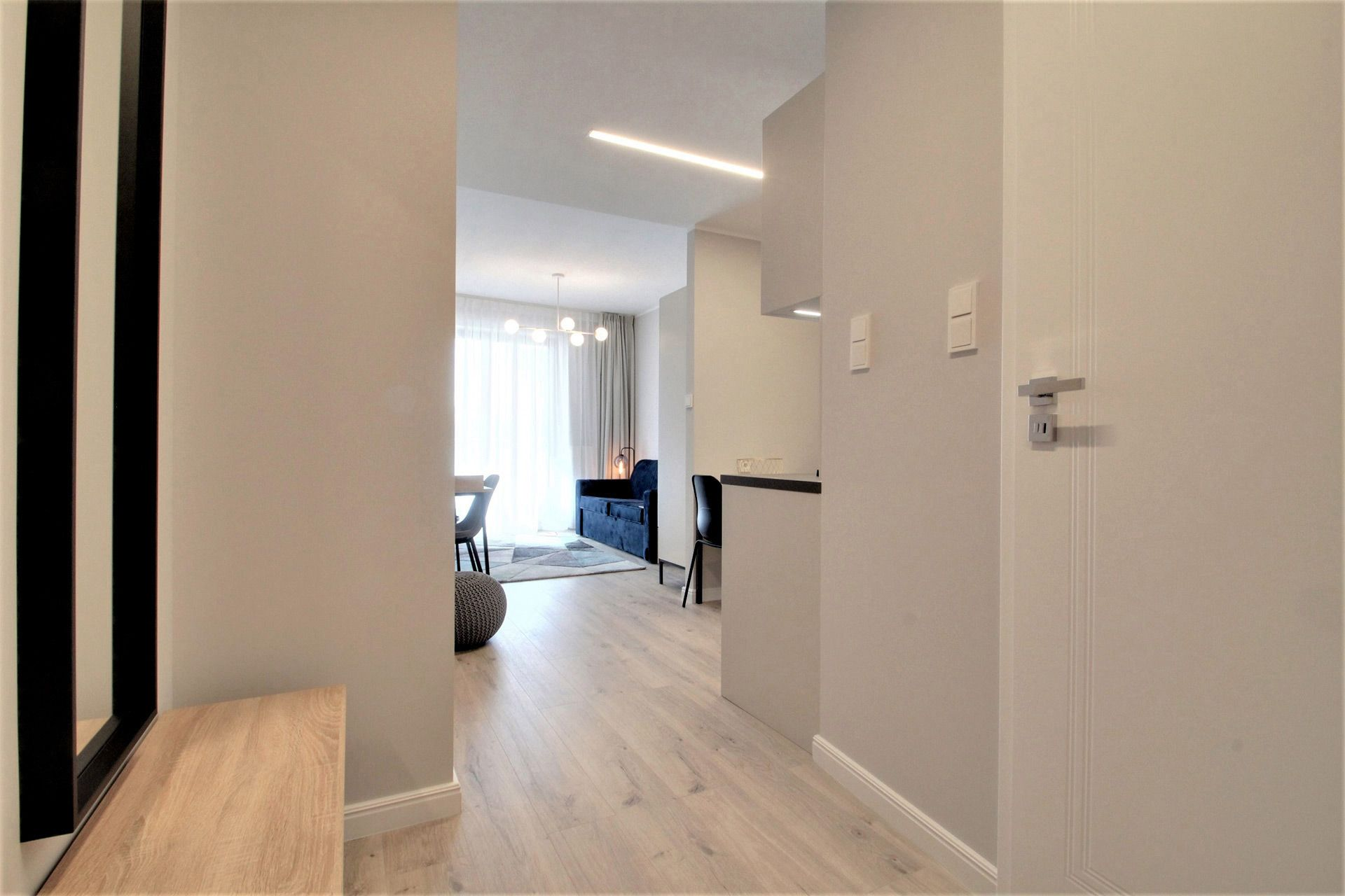 Studio - Small apartment to rent in Warsaw UPR-A-028-3