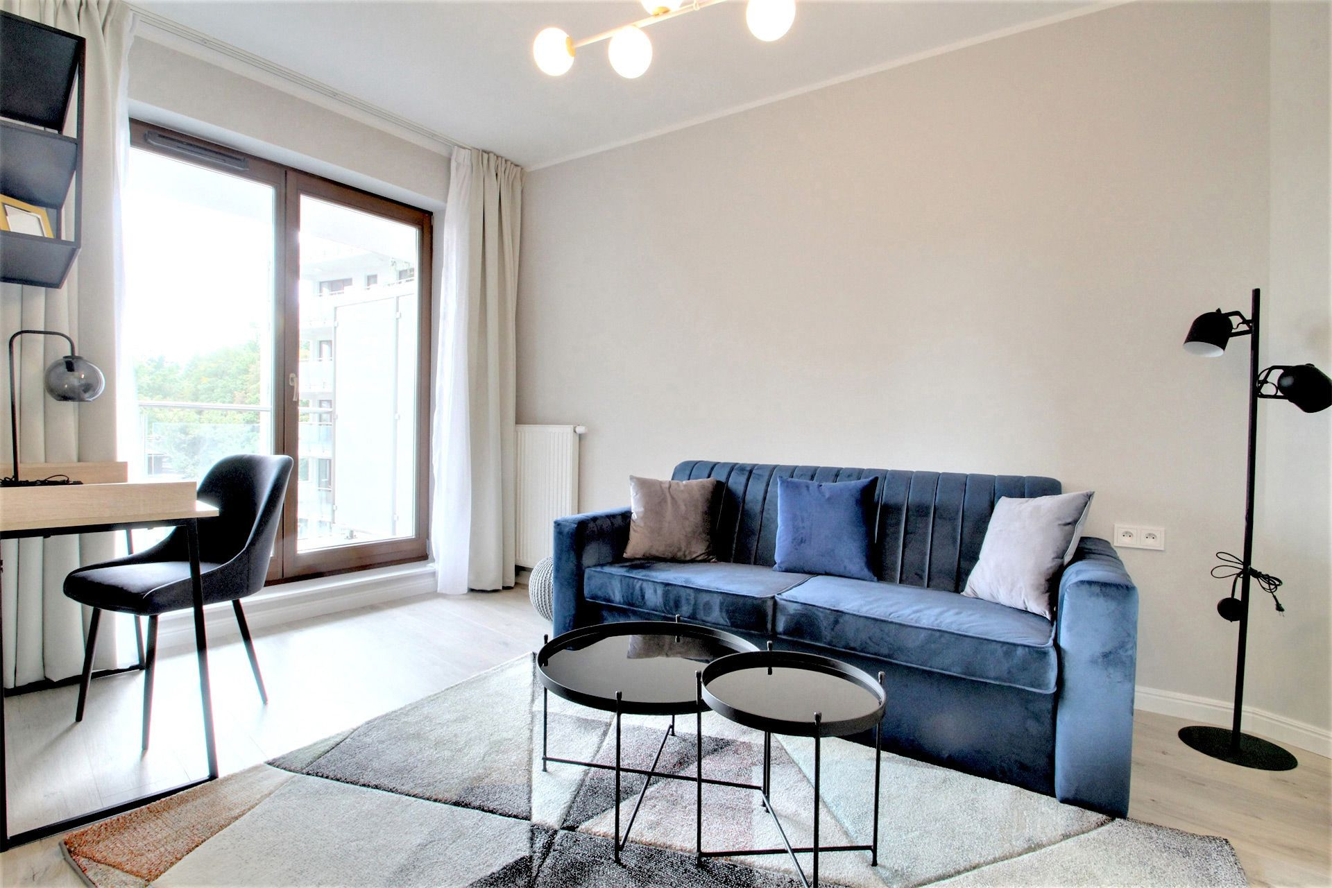 2 Bedroom - Medium apartment to rent in Warsaw UPR-A-037-3