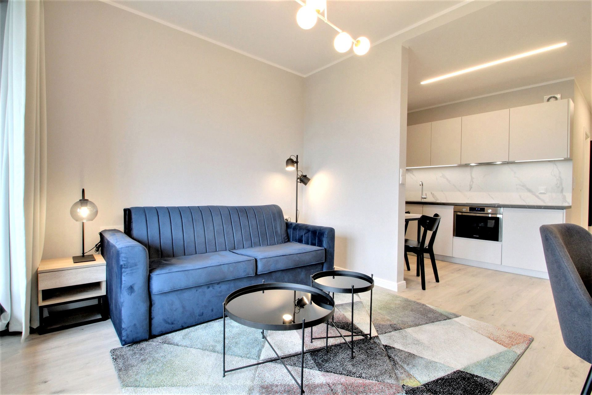 Studio - Medium apartment to rent in Warsaw UPR-A-049-2