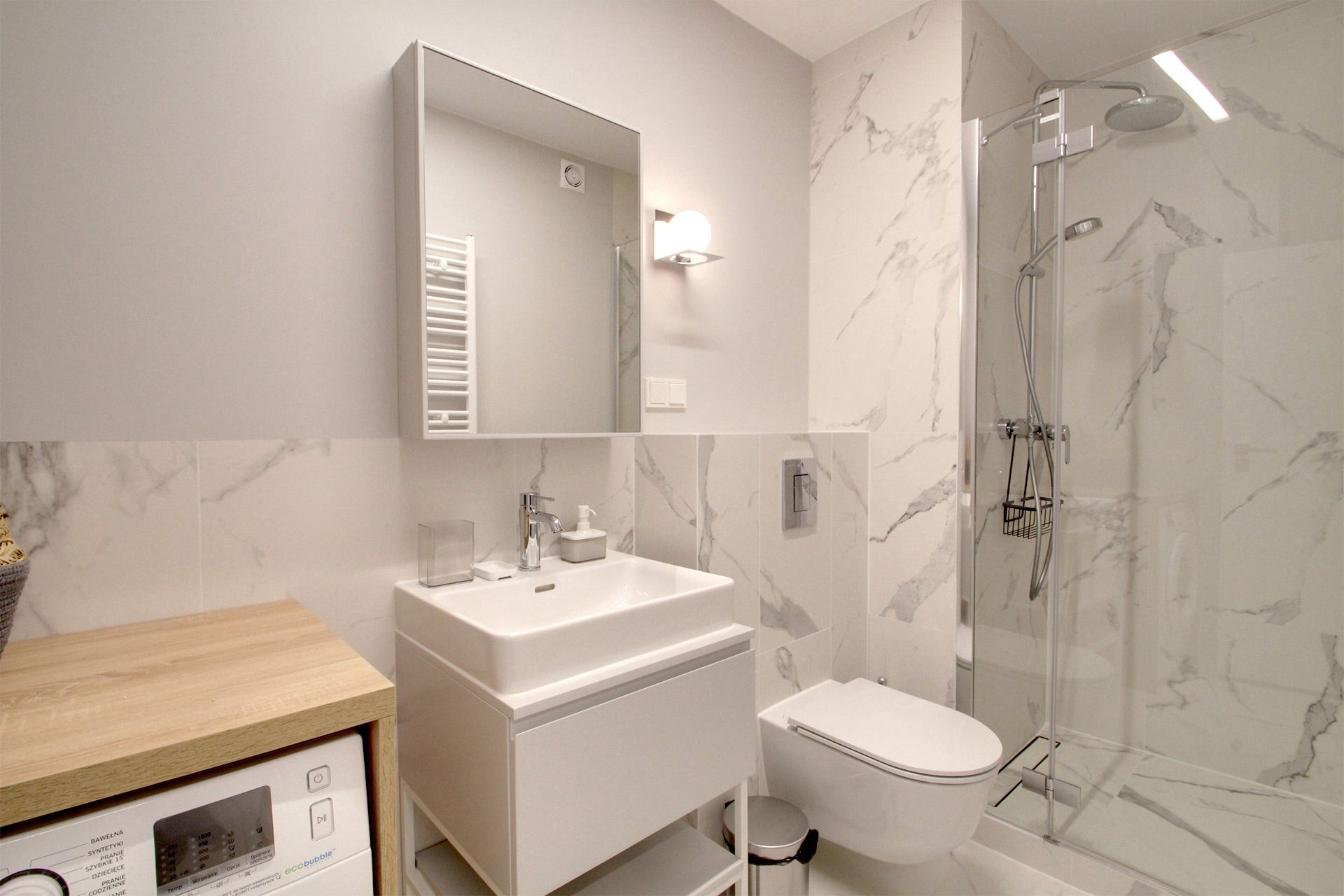 Studio - Small apartment to rent in Warsaw UPR-A-062-1