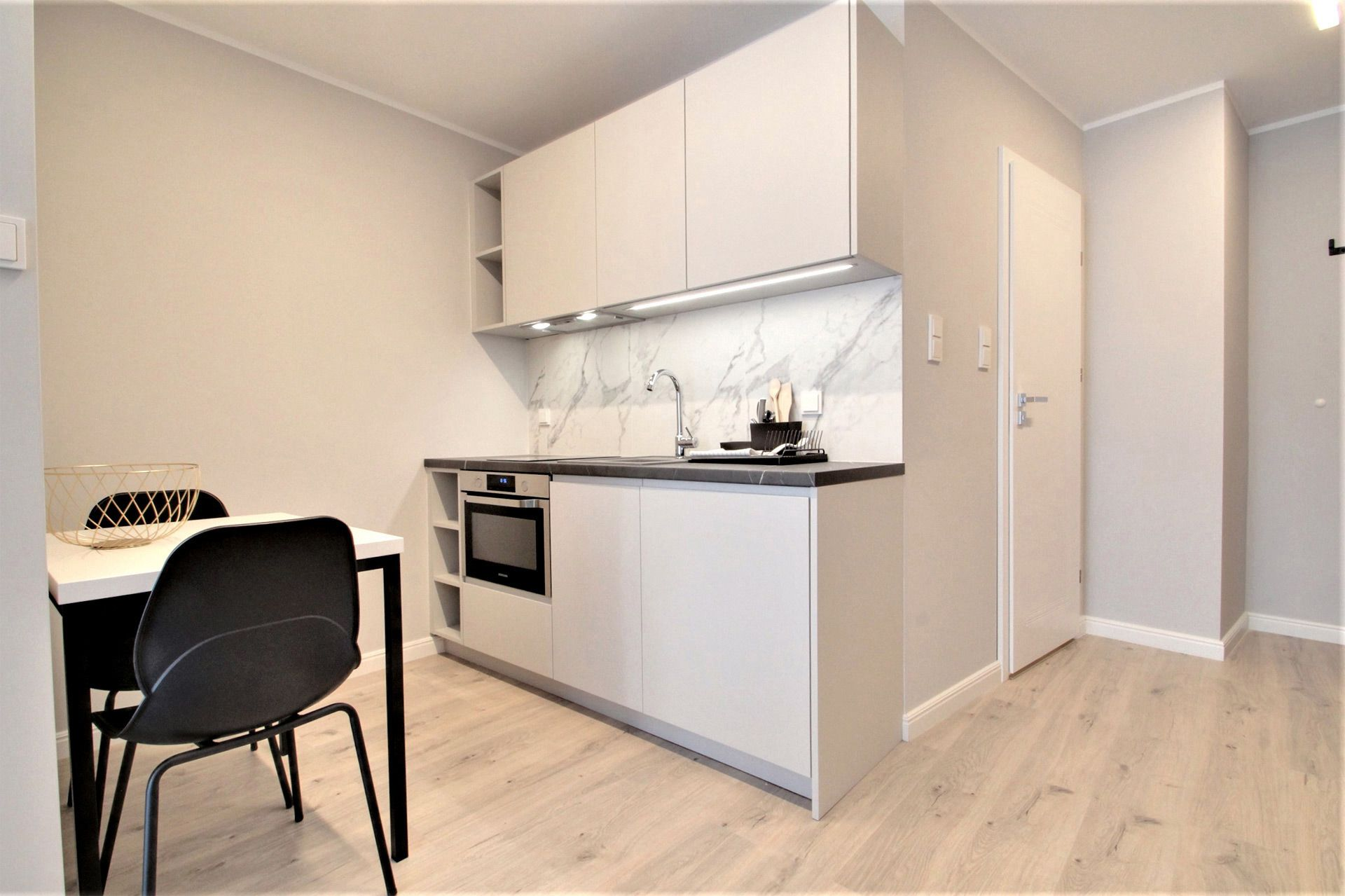 Studio - Small apartment to rent in Warsaw UPR-A-064-3