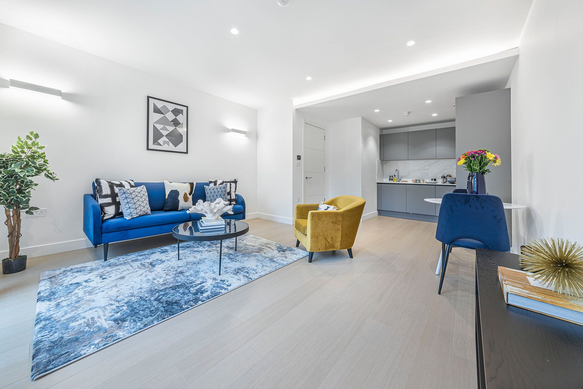 1 Bedroom apartment to rent in London SKI-VH-0060