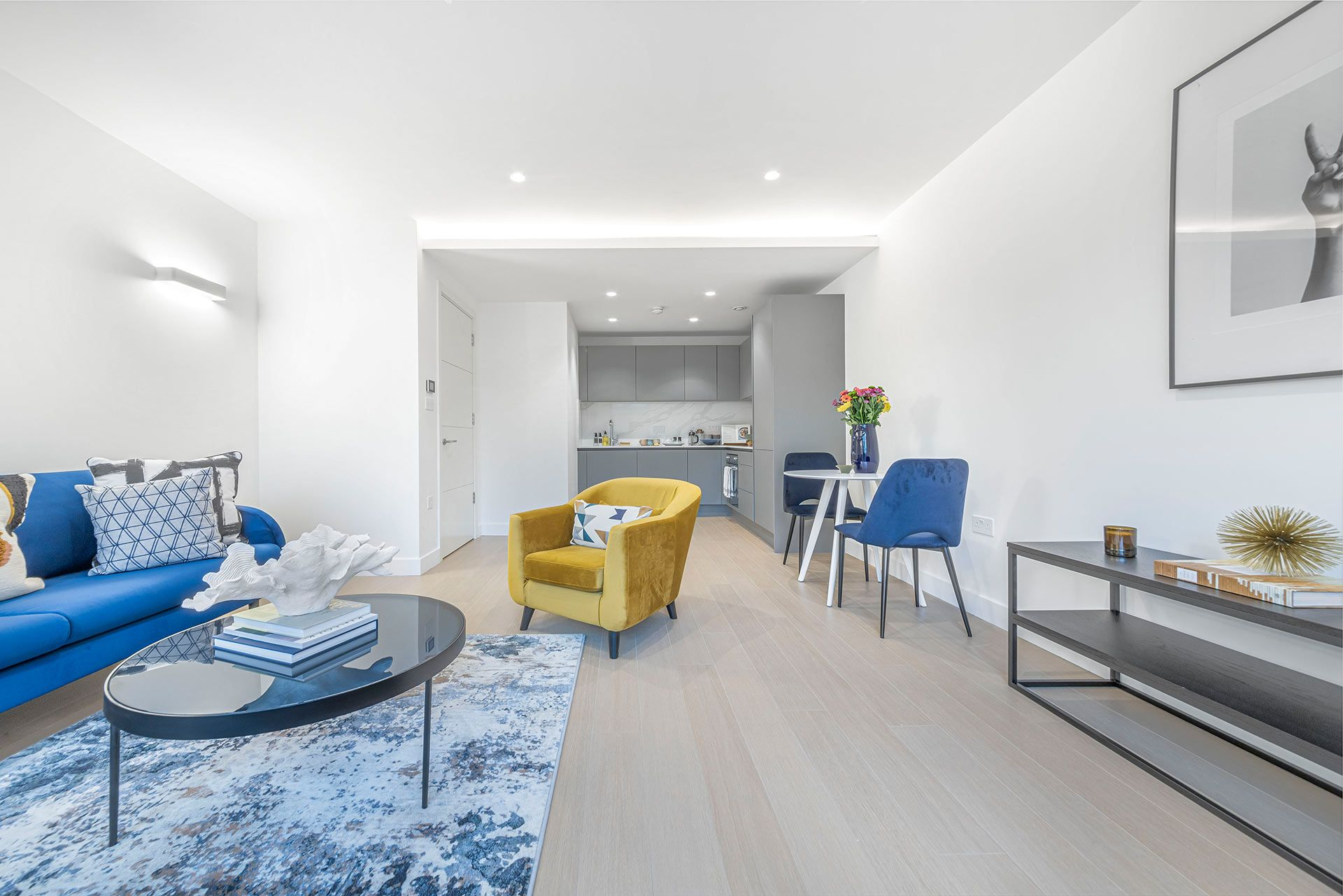 1 Bedroom apartment to rent in London SKI-FH-0044