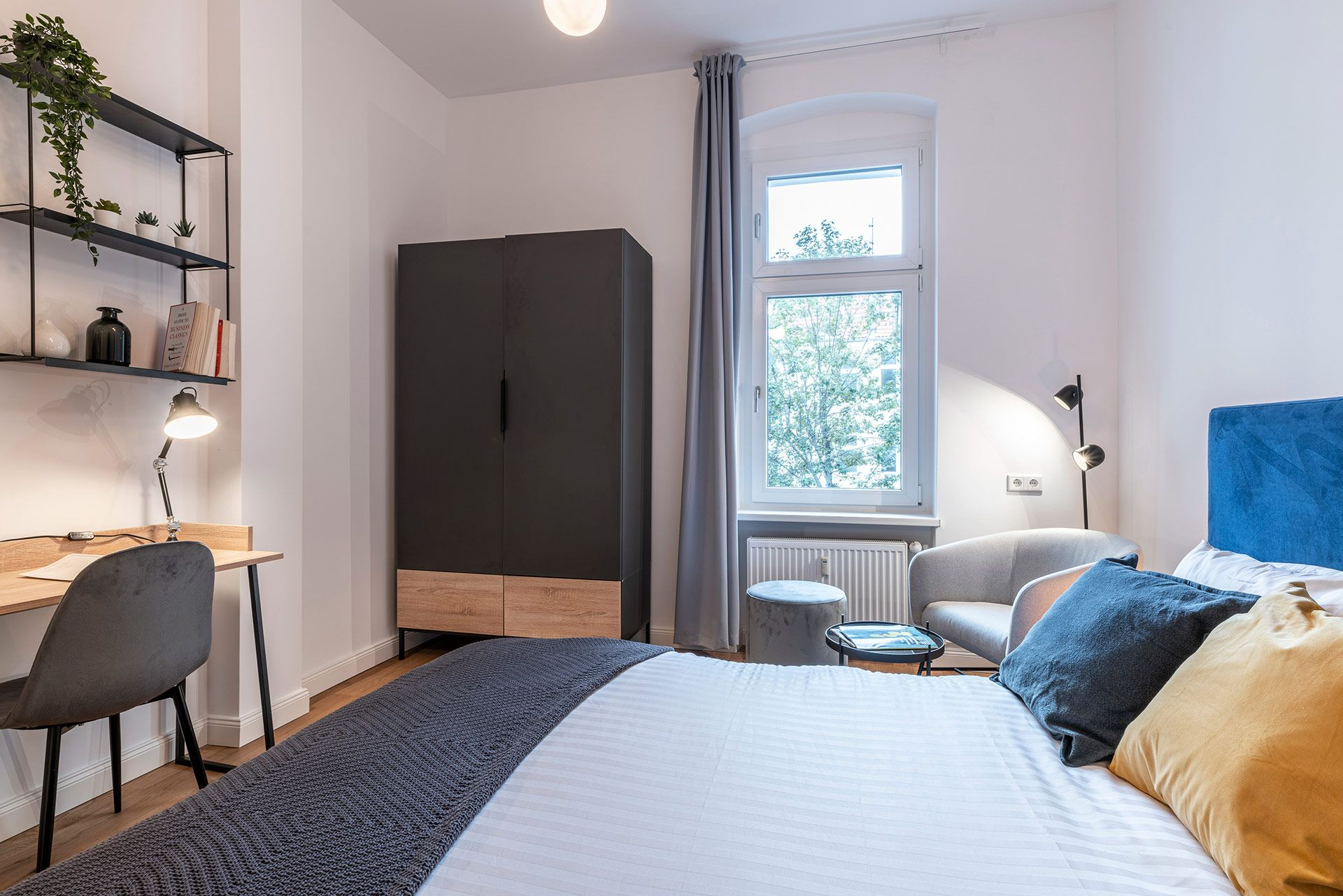 Private Room - Small apartment to rent in Berlin STRA-MARK-1111-1