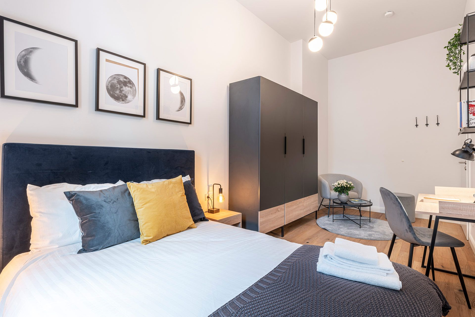Private Room - Small apartment to rent in Berlin STRA-MARK-1111-2