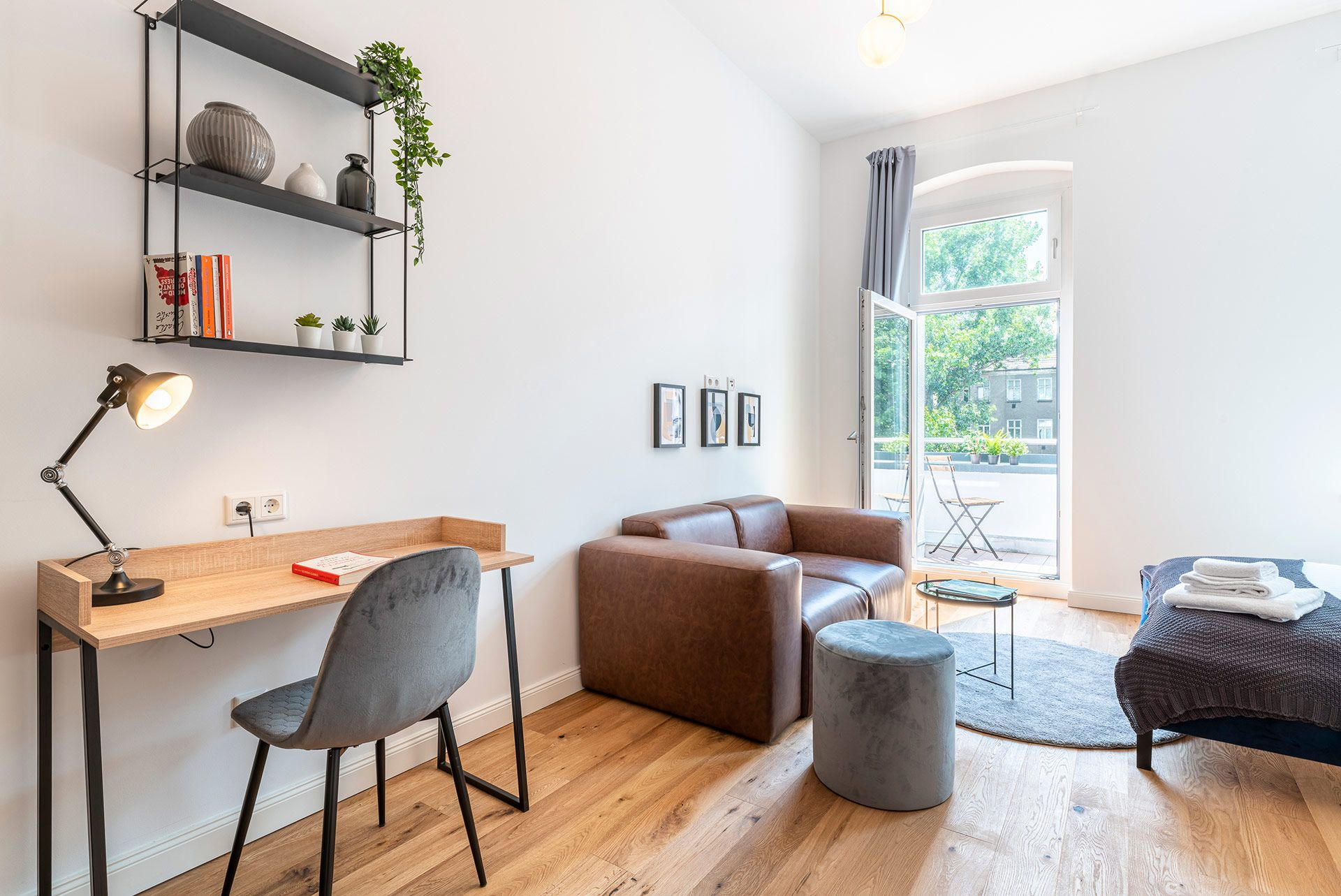 Private Room - Medium apartment to rent in Berlin STRA-MARK-1111-3