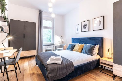 Private Room - Small apartment to rent in Berlin STRA-MARK-2221-1