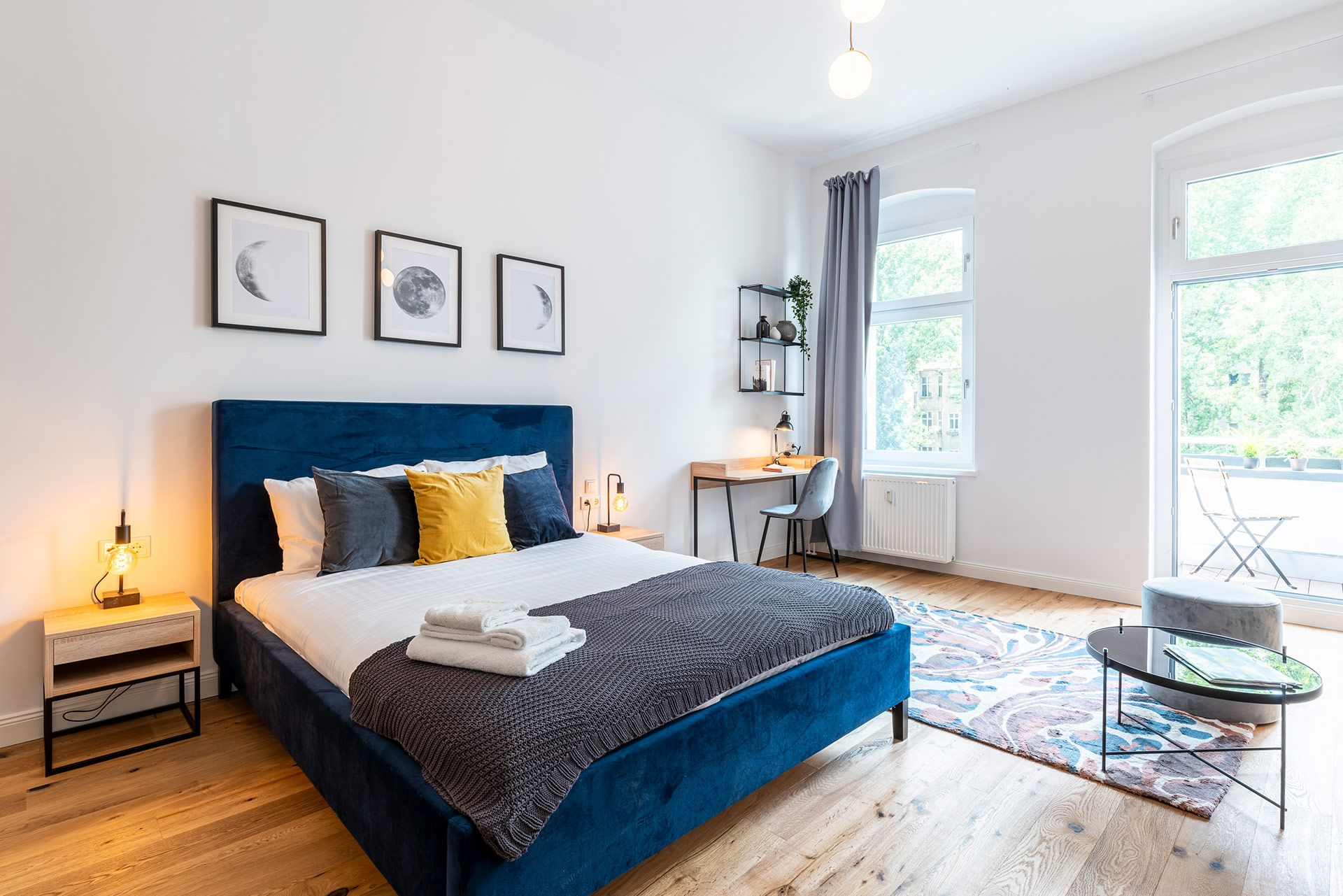 Private Room - Large apartment to rent in Berlin STRA-MARK-1113-1