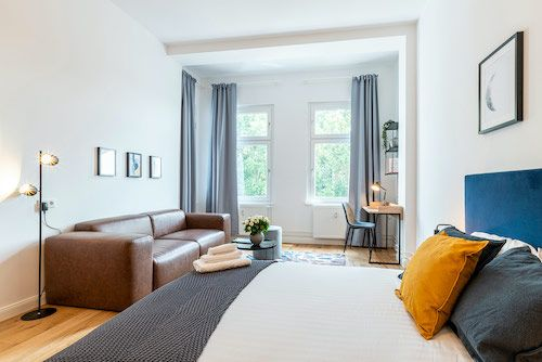 Private Room - Large apartment to rent in Berlin STRA-MARK-2223-2