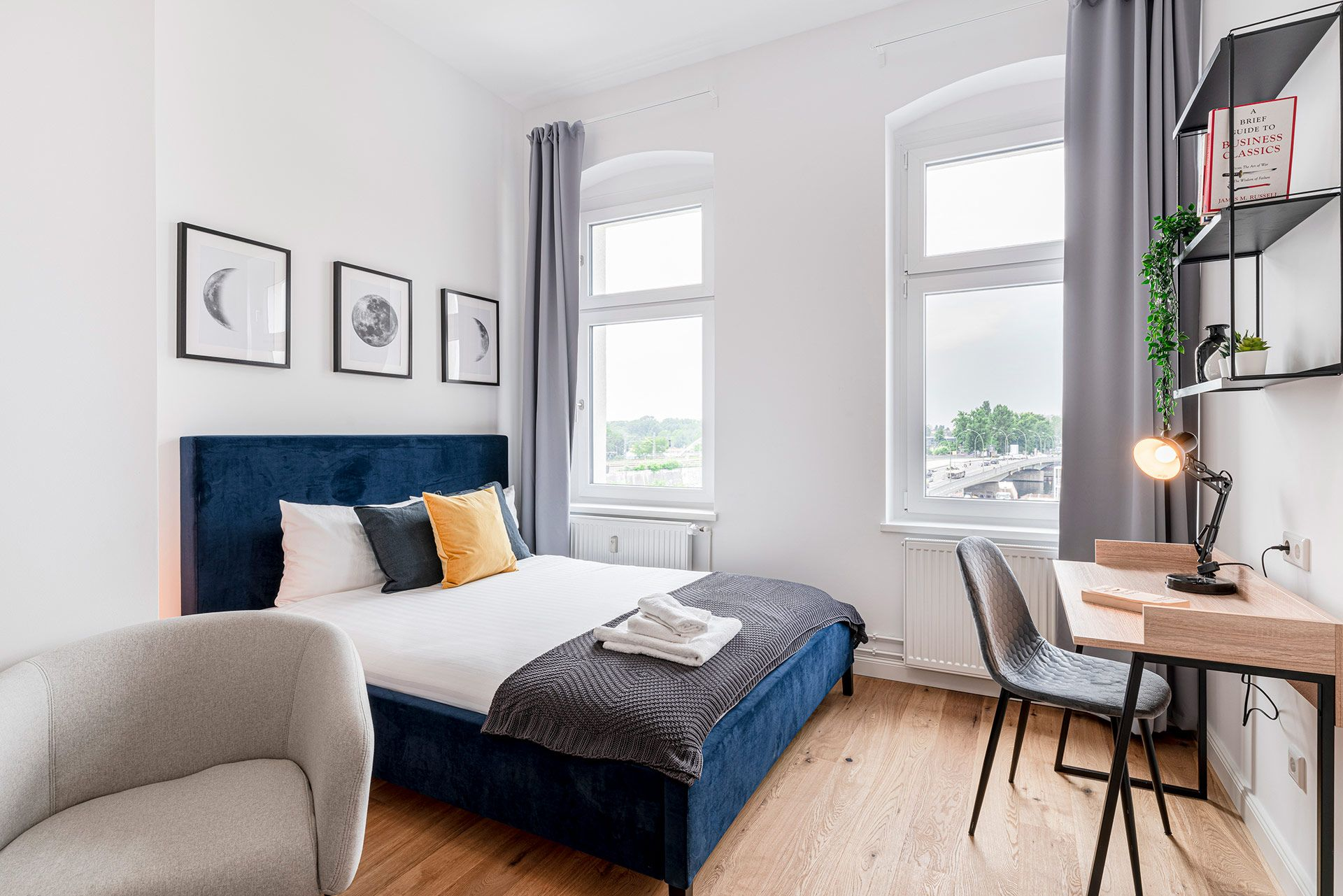 Private Room - Medium apartment to rent in Berlin STRA-STRA-1115-1