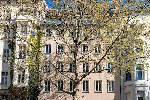 Berlin flats to rent Vonder Kurfürstenstraße 1