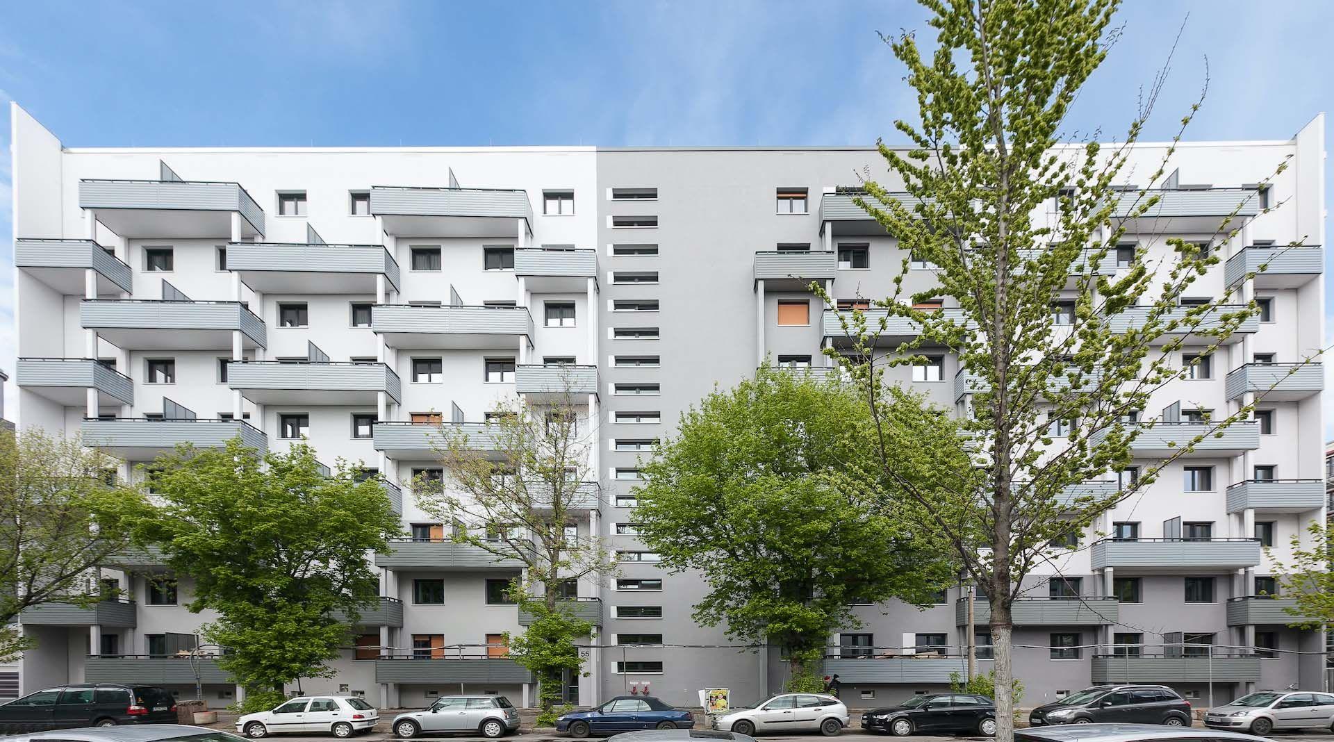 Berlin flats to rent Vonder Köpenicker Straße 1