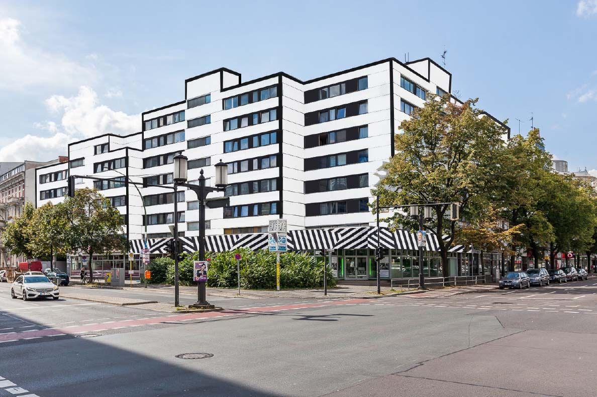 Berlin flats to rent Vonder Bismarckstraße 1