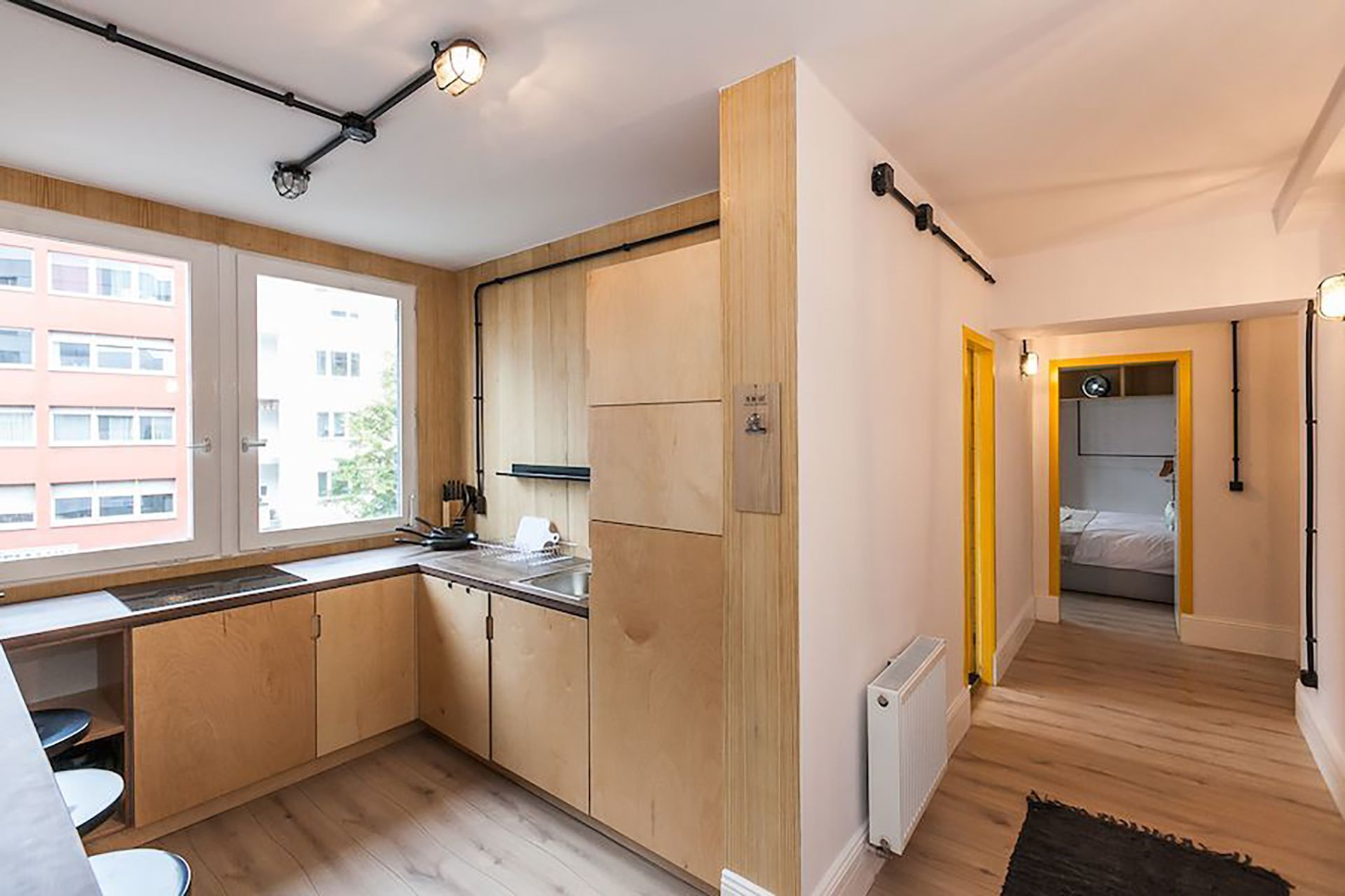 Private Room - Small apartment to rent in Berlin BILE-B103-5023-2