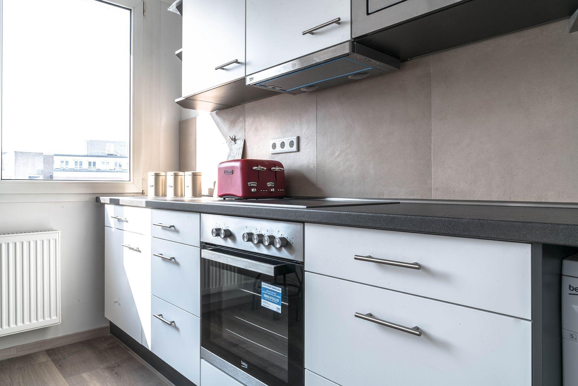 Studio apartment to rent in Berlin BILE-B104-3041-0