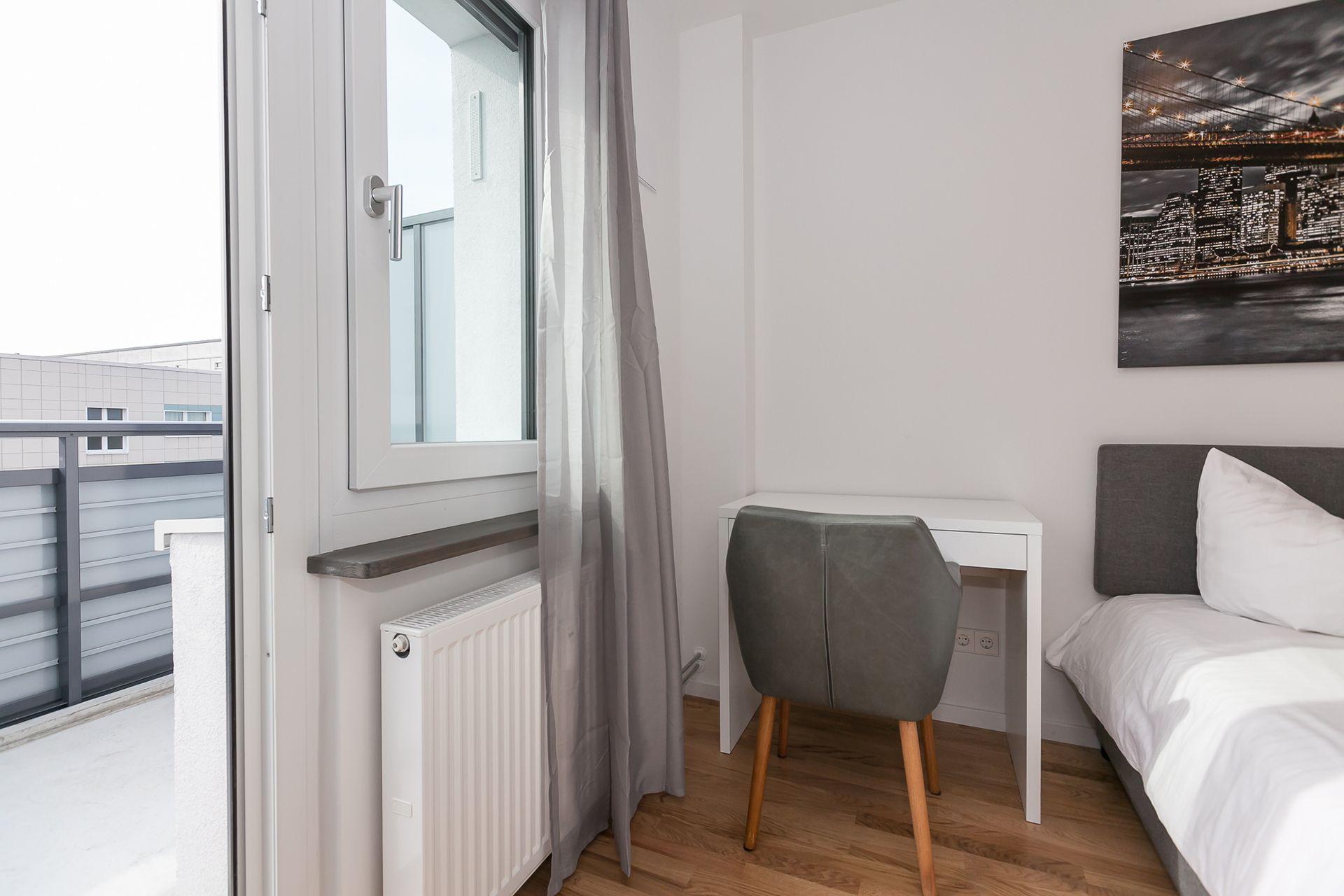 1 Bedroom - Small apartment to rent in Berlin KOEP-KOEP-0406-0