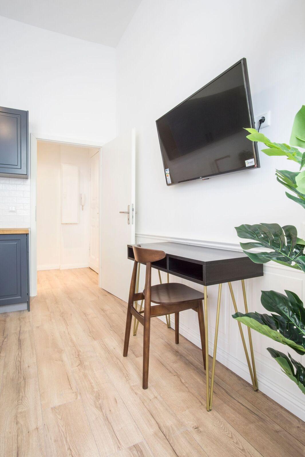 Studio apartment to rent in Berlin RUEC-RUEC-0003-0