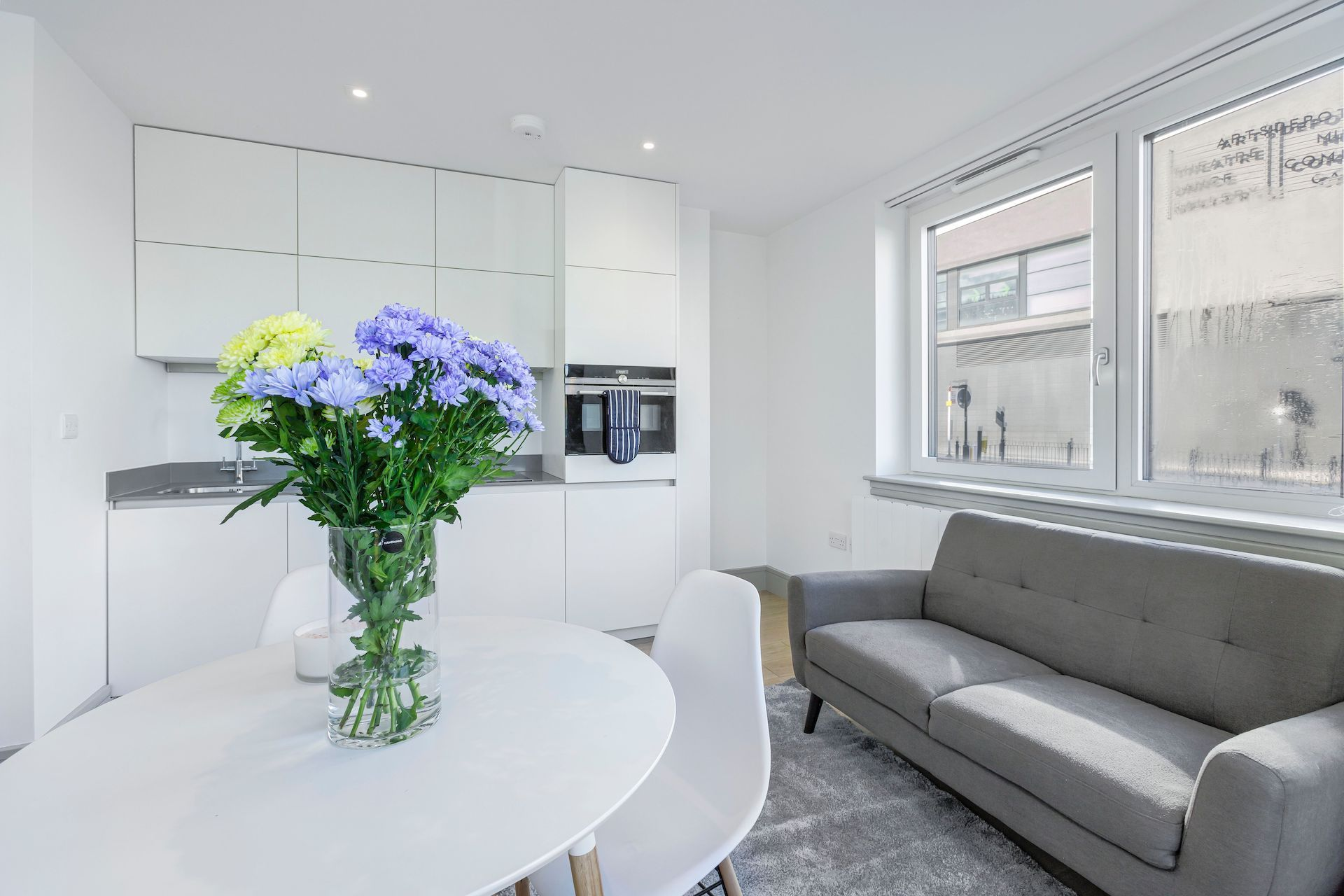 Studio apartment to rent in London FIN-FL-0015