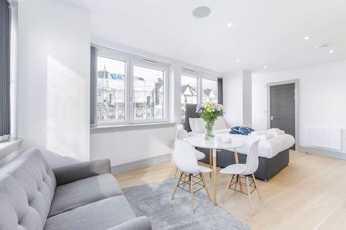 Studio apartment to rent in London FIN-FL-0018